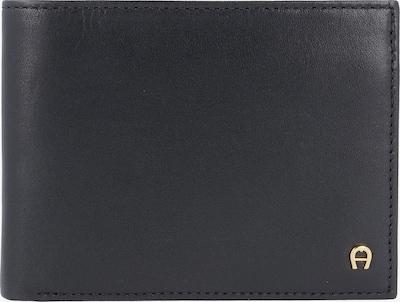 AIGNER Geldbörse in schwarz, Produktansicht