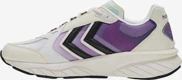 Baskets basses Hummel en violet