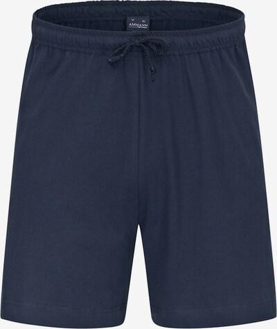 SANETTA Pyjama kort in de kleur Blauw / Donkerblauw, Productweergave