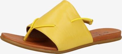 ILC Sandalen in braun / gelb, Produktansicht