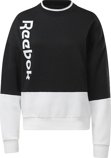 REEBOK Pullover in schwarz, Produktansicht