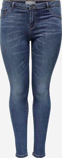 ONLY Carmakoma Jeans 'Floria' in blue denim, Produktansicht