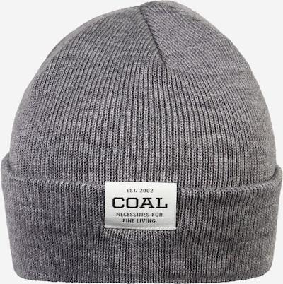Coal Mütze in graumeliert, Produktansicht