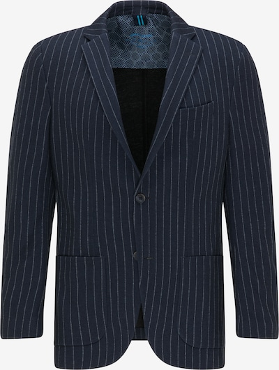PIERRE CARDIN Veste de costume 'Manel' en bleu nuit / gris clair, Vue avec produit