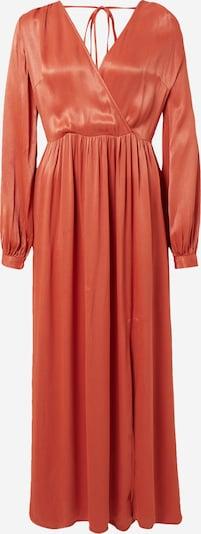Y.A.S Avondjurk 'Brandi' in de kleur Oranjerood, Productweergave