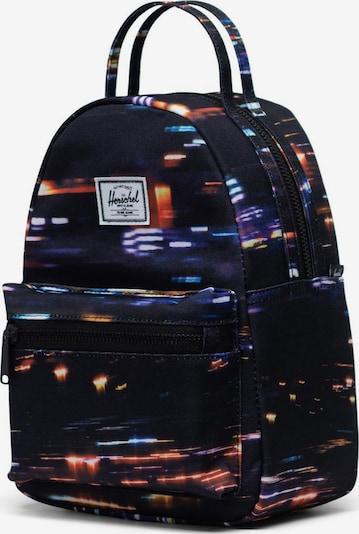 Herschel Sac à dos 'Nova' en mélange de couleurs / noir, Vue avec produit