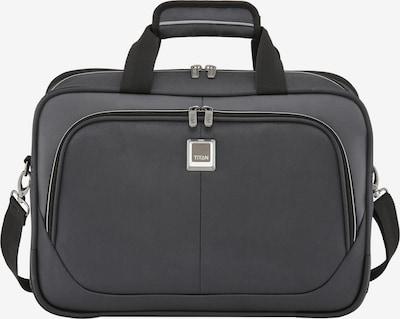 TITAN Reisetasche in grau, Produktansicht