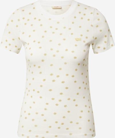 LEVI'S Tričko - opálová / hnedá / zlatá žltá / biela, Produkt