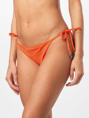 Pantaloncini per bikini di Seafolly in arancione