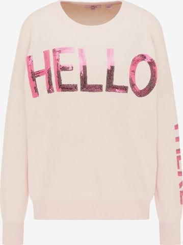 MYMO Sweater in Beige