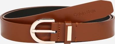 Calvin Klein Opasky - karamelová, Produkt