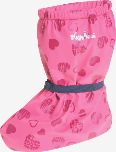 PLAYSHOES Bottes en rose / pitaya, Vue avec produit