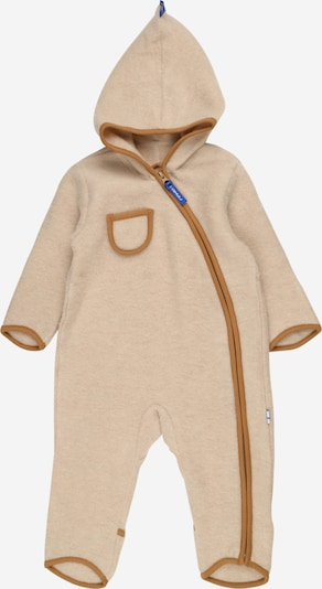 FINKID Overall 'PUKU' in beige / camel, Produktansicht