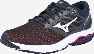 MIZUNO Running shoe 'WAVE PRODIGY 3' in Brown / Black / White, Item view