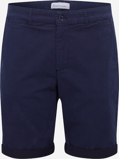 By Garment Makers Chino trousers in Navy, Item view