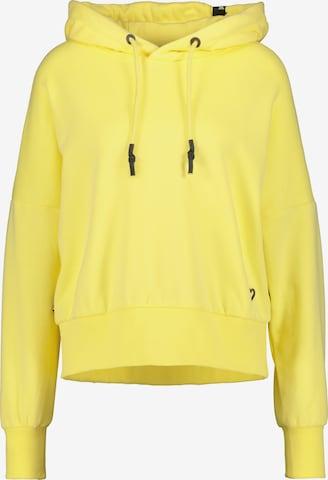 Alife and Kickin Sweatshirt in Yellow