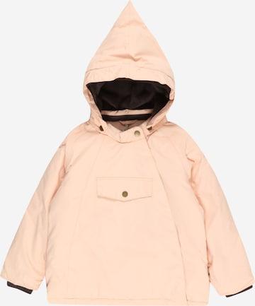 MINI A TURETehnička jakna 'Wang' - roza boja
