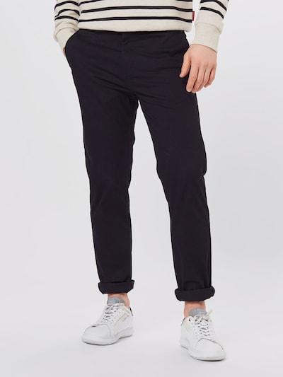 SCOTCH & SODA Панталон Chino 'STUART' в черно, Преглед на продукта