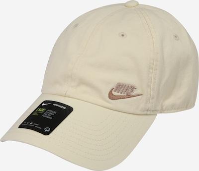 barna / fekete / piszkosfehér Nike Sportswear Sapkák 'Heritage86', Termék nézet