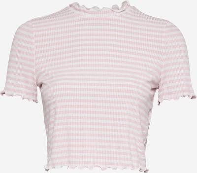 VERO MODA Camiseta 'ARIA' en rosa / blanco, Vista del producto