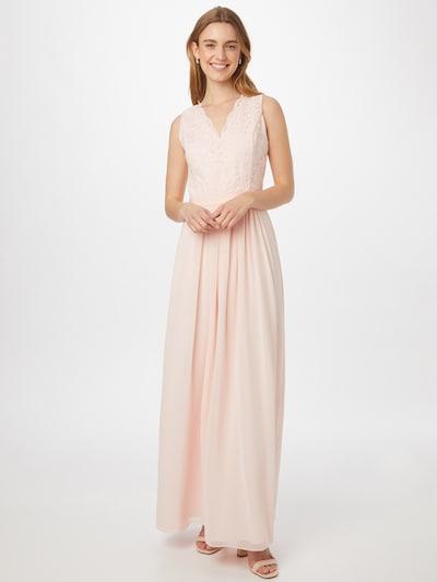 SWING Abendkleid in rosa, Modelansicht