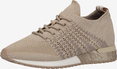 LA STRADA Sneaker in dunkelbeige / grau, Produktansicht