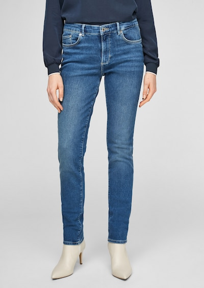 s.Oliver Jeans 'Betsy' in Blue denim, View model
