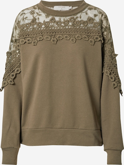 Cream Sweatshirt 'Kalanie' i khaki, Produktvy