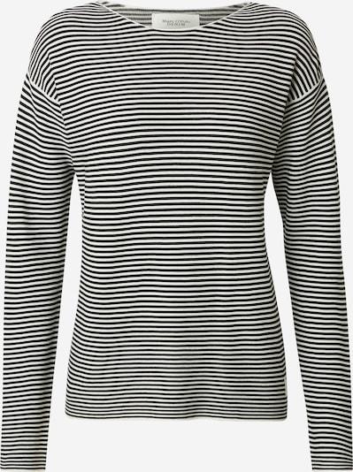 Marc O'Polo DENIM Pullover in schwarz / weiß, Produktansicht