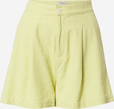 Thinking MU Shorts  'LIMA NARCISO' in limone, Produktansicht
