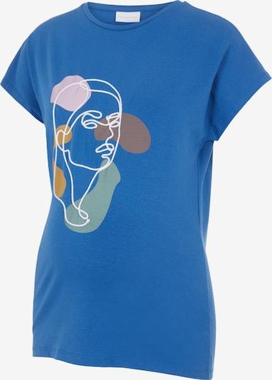 MAMALICIOUS Shirt 'Teresa' in Light blue / Light green / Pastel pink / White, Item view