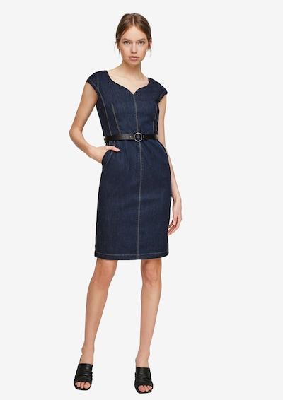 COMMA Dress in Dark blue, View model