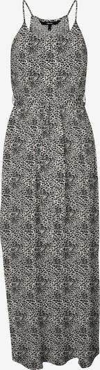 VERO MODA Kleid in beige / grau / schwarz, Produktansicht