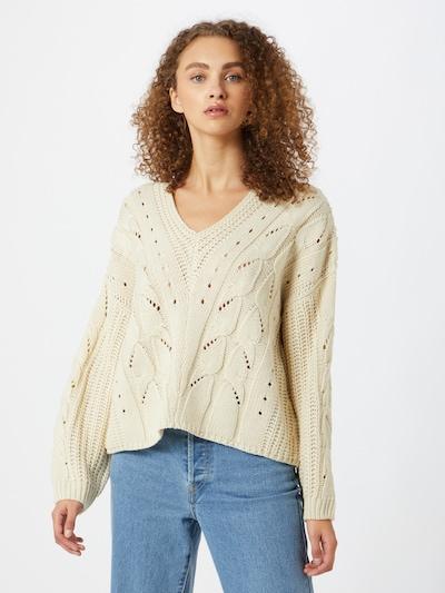 VILA Pullover 'Orala' in beige, Modelansicht