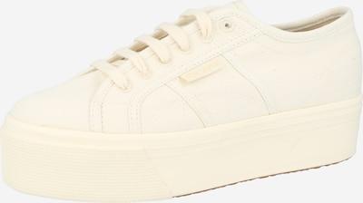 Sneaker bassa SUPERGA di colore crema, Visualizzazione prodotti