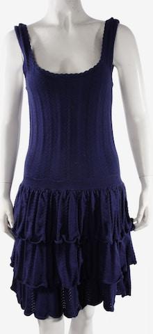 Mulberry Dress in M in Blue
