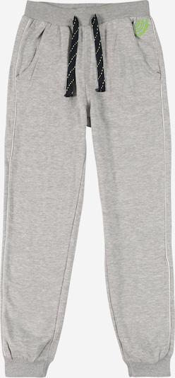 LEMON BERET Pantalon en gris chiné, Vue avec produit