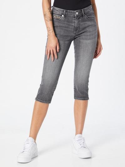 s.Oliver Jeans in de kleur Grey denim, Modelweergave