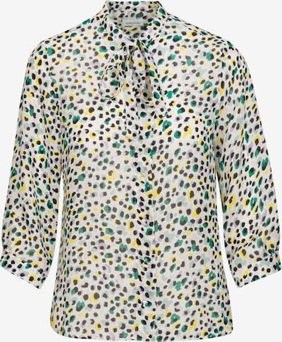 SEIDENSTICKER Bluse in mischfarben / schwarz / weiß, Produktansicht