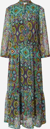 Derhy Robe 'TAC-TAC' en vert / mélange de couleurs, Vue avec produit
