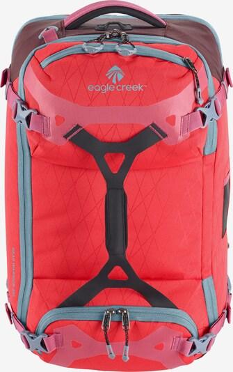 EAGLE CREEK Travel Bag 'Gear Warrior' in Dusty blue / Coral / Burgundy / Black, Item view