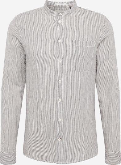 BLEND Hemd in braun / weiß, Produktansicht