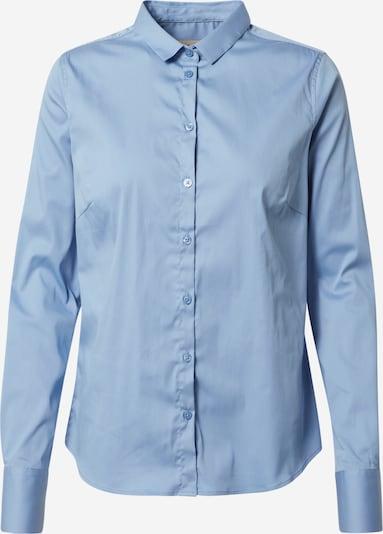 MOS MOSH Blusa 'Tilda' en azul ahumado, Vista del producto