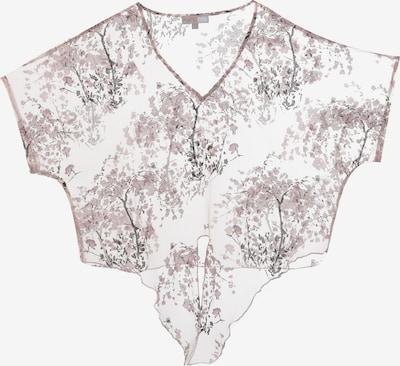 myMo NOW Bluza | mešane barve / staro roza barva, Prikaz izdelka