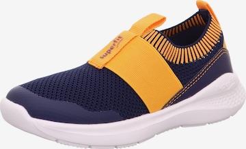 SUPERFIT Sneaker 'FLASH' in Blau