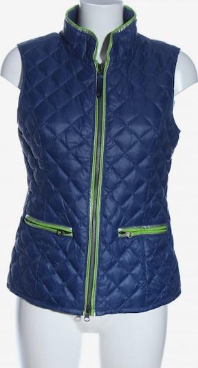Witty Knitters Steppweste in S in blau, Produktansicht