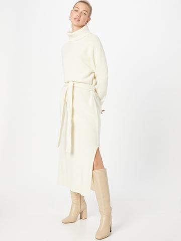 IVY & OAK Pletené šaty - Béžová