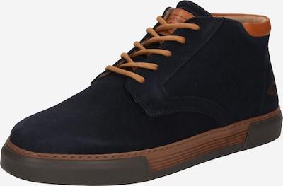 CAMEL ACTIVE Chukka Boots en bleu marine / caramel, Vue avec produit