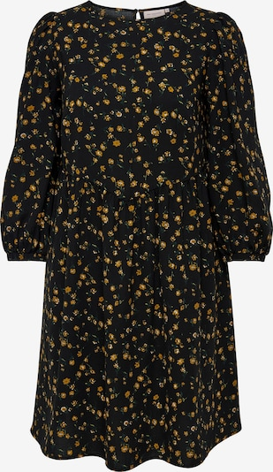 ONLY Carmakoma Dress 'Kila' in Honey / Green / Black / White, Item view