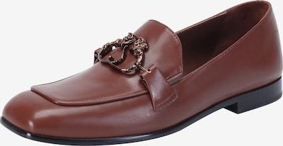 Ekonika Loafer in dunkelbraun, Produktansicht
